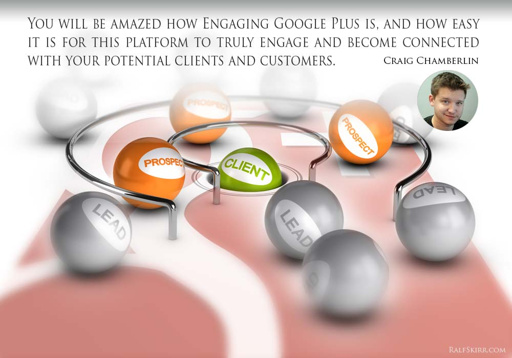Craig Chamberlin - Quote-Circle-Customers-Clients