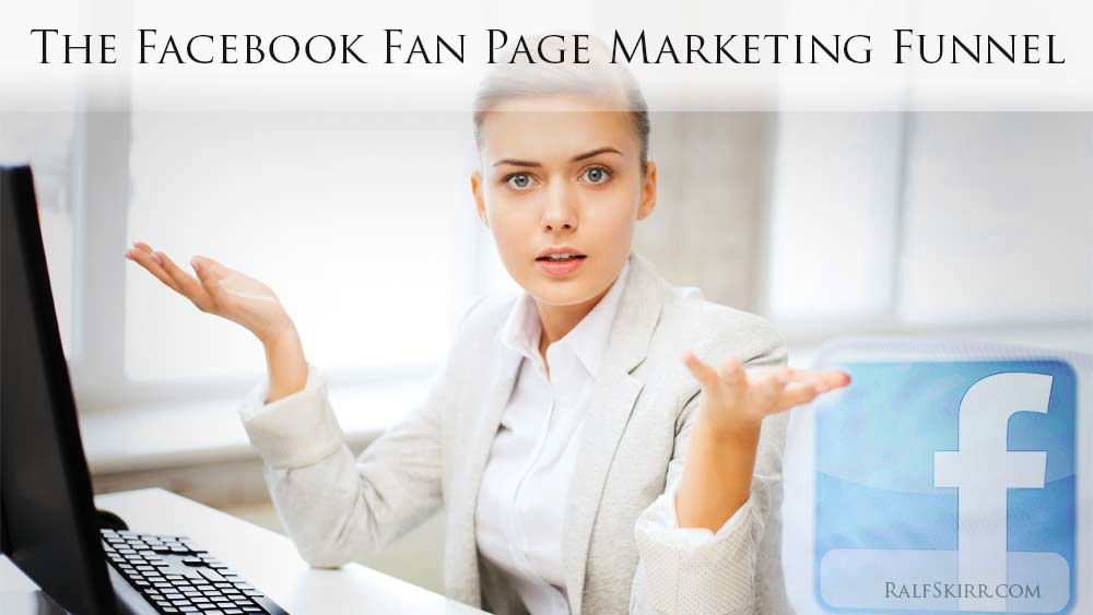 featured image: facebook fan page marketing funnel