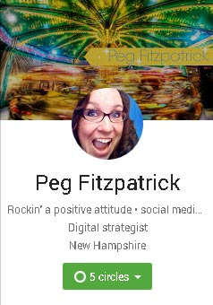 G-Plus Peg Fitzpatrick