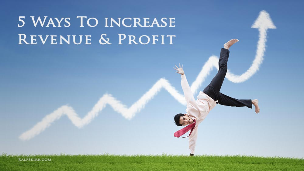 increase the revenue and profit management essay Pros revenue & profit optimization deliver the perfect blend of simplicity and data science to improve revenue and profit performance get a demo today.