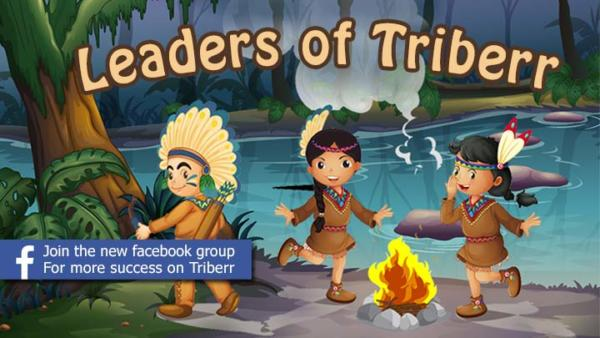 Cover image for Triberr Group on Facebook