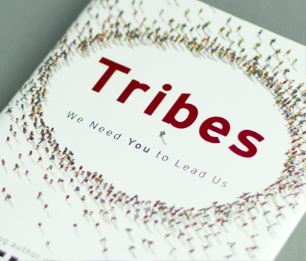 Boook cover: Seth Godin Tribes
